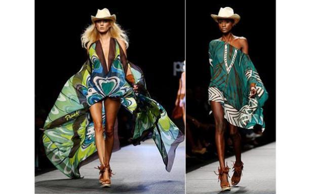 Milão fashion Week verão 2010
