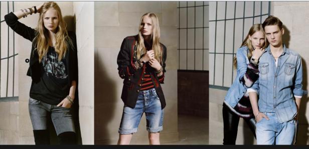catálogo Zara