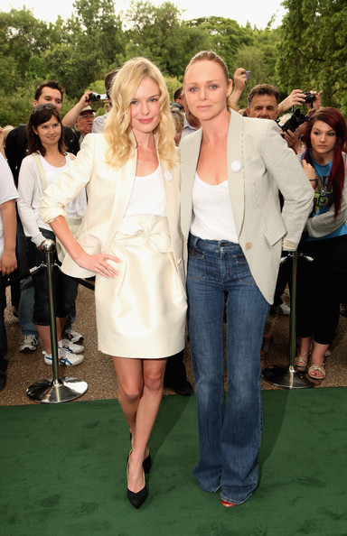 Kate bosworth e Stella McCartney