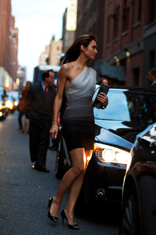 On the Street .... Astrid, NYC