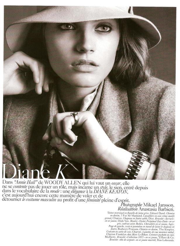 Editorial Diane K