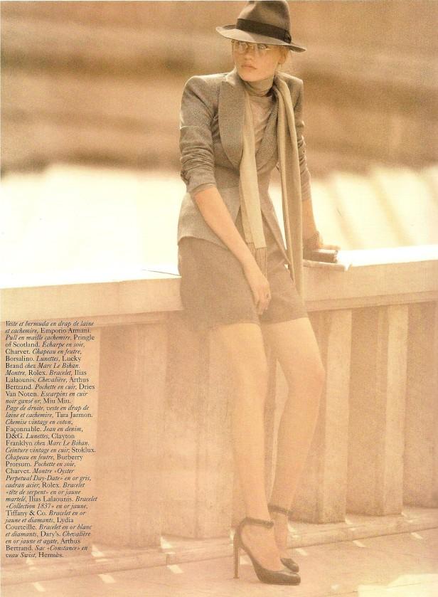 Editorial Diane Keaton