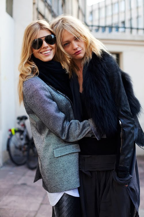 On the Street....Friends, Paris