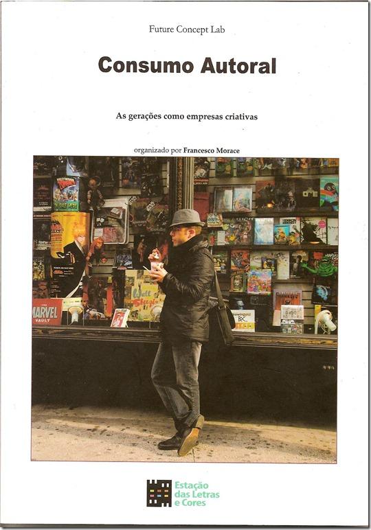 Livro Consumo Autoral por Francesco Morace